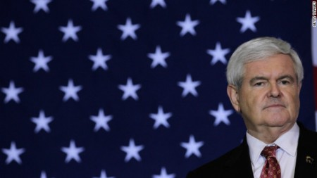 'Food stamp president': Gingrich's words of hate