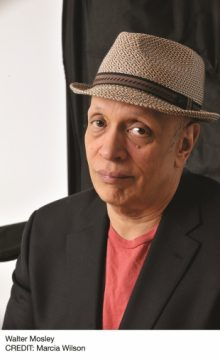Walter Mosley, Photo Credit: Marcia Wilson