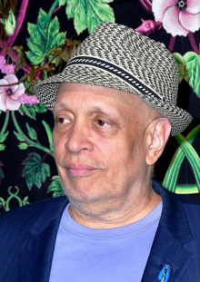Walter Mosley (Jared Siskin/Patrick McMullan via Getty Images)