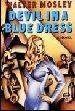 Devin in a Blue Dress